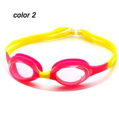 Kids swim goggles PY3100_Junior Goggles_Swim Goggles_poqswimshop.com