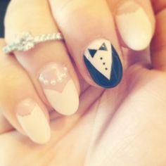 Bridal nail❤️❤️