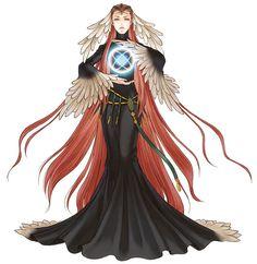 Fire Emblem: Radiant Dawn: Ashera