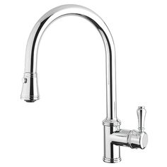 Pull-down dual stream mode kitchen faucet Aquabrass Castello Kitchen Mixer Taps, Kitchen Fixtures, Kitchen Faucets, Freestanding Fridge, Integrated Fridge, Laundry Appliances, Kitchen Styling, Beautiful Kitchens, Ceramic Bowls