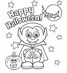 halloween coloring pages fun and cute