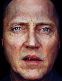 My father passed away a couple of years ago, but he was very old. He was almost a 100 years old. And, you know, he had a very good life. He came to America and he had a good life.  Christopher Walken