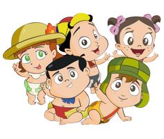 chaves-baby-turma-01 | Imagens PNG