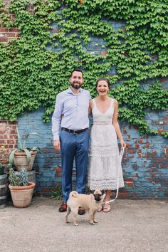 Wedding party at Kings County Distillery in Brooklyn