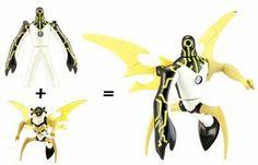 Ben 10 (Ten) Alien Creation Chamber Mini Figure 2-Pack Upgrade and Stinkfly by Bandai. $14.99. Ben 10 (Ten) Alien Creation Chamber Mini Figure 2-Pack Upgrade and amp; Stinkfly. Ben 10 (Ten) Alien Creation Chamber Mini Figure 2-Pack Upgrade and amp; Stinkfly