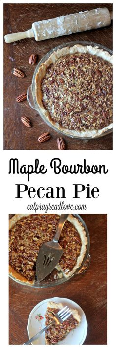 ... Bourbon Pecan Pie on Pinterest | Chocolate Bourbon Pecan Pie, Pecan