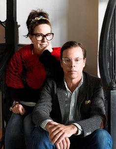 Kate and Andy Spade on Instagram and Ignoring Trends
