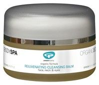 Organic Body Spa Rejuvenating Cleansing Balm Omega 3 and antioxidant rich cleansing balm, use with a muslin cloth for a home spa experience Body Spa, Omega 3, Lip Balm, Cleanser, Body Care, Organic, Cream, Face, Beauty