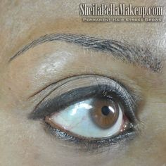 Never have a bad brow day again, with Sheila Bella semi-permanent makeup! Our sp…, - Permanent Makeup Semi Permanent Makeup, Eyebrow Tattoo, Makeup Techniques, Natural Looks, Makeup Yourself, Concealer, Eyebrows, Cosmetics, Beautiful