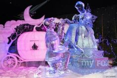 Harbin International Ice and Snow Sculpture Festival | Harbin International Ice and Snow Sculpture Festival (Harbin, Cina)