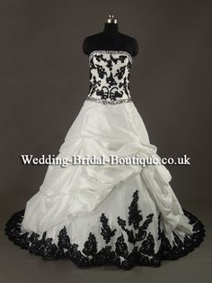 The dress has a corset bodice that once worn will create a sliming ...