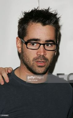 Actor Colin Farrell attends the premiere of 'First Snow' during the 5th Annual Tribeca Film Festival April 30, 2006 in New York City.