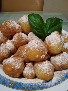 Greek Sweets, Greek Desserts, Greek Recipes, Sweet Pastries, My Cookbook, Sweets Cake, Pretzel Bites, Scones, Deserts