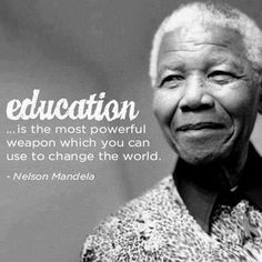 Nelson Mandela Quotes Entrancing Education Quotes Nelson Mandela  Most Famous Nelson Mandela Quotes