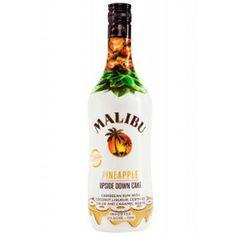 Malibu introduces Pineapple Upside Down Cake #liquor #liquornews #rum