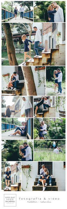PREBODA JULIANA & ANDRÉS Se llegó la hora! El próximo sábado 4 de Junio estaremos con Juli y Andrés en su matrimonio… hace 3 semanas tomamos su sesión de fotos de preboda en el parque la presidenta, aquí se las compartimos… Fotos por Ana, para Más Que 1000 Palabras