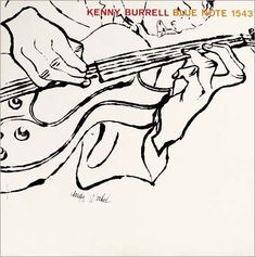 Kenny Burrell (vol. 2) / label: Blue Note  (1956)