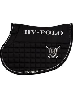The Peetz saddle pad all purpose from HV Polo is a sporty saddle pad and available in a square or rounded model. The Peetz saddle pad is made of modern, synthetic fabric and features a sporty design with a silicone, glitter text logo. The saddle pad is finished beautifully with lovely beaded piping and a HV Polo glitter logo with sequins. The Peetz saddle pad is available in various colours.