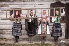 Slovak Folklore by Vladimír Šifra on Costumes Around The World, Beautiful Costumes, Folk Costume, World Cultures, People Around The World, Art Reference, Ukraine, Russia, Romania