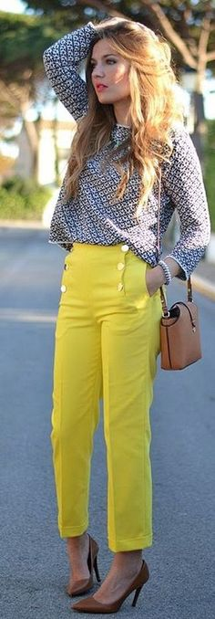 Summer workwear outfit ideas (26)