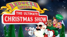 """""""The Ultimate Christmas Show (Abridged)"""" @ Lyceum Theatres (San Diego, CA)"""