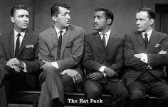Rat Pack Portrait Poster 11x17 The Rat Pack, Dean Martin, Sammy Davis Jr, Tom Cruise, Vintage Hollywood, Classic Hollywood, Richard Roundtree, Oceans 11, Joey Bishop