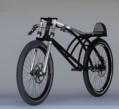 I like everything about this gravity speedbike. Gravity bikes are the gliders of the bike world. It's you and your brass, your bike, and gravity. Bicycle Art, Bicycle Design, Cruiser Bicycle, Cool Bicycles, Cool Bikes, Bmx, Power Bike, Unicycle, Speed Bike
