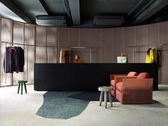 Swedish design house Acne opens their first flagship store in Asia in Aoyama, Tokyo.