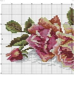 Butterfly Cross Stitch, Cross Stitch Rose, Cross Stitch Flowers, Easy Cross Stitch Patterns, Simple Cross Stitch, Cross Stitch Designs, Pantone Color, Cross Stitching, Blackwork