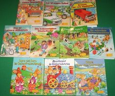 Bilderbuch-Reihe Pevau / Pestalozzi - Büchlein
