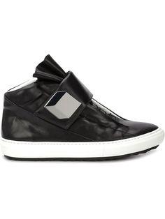 PIERRE HARDY 'Magic' Hi-Top Sneakers. #pierrehardy #shoes #