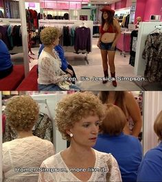 "18 ""Kath & Kim"" Quotes That'll Make You Laugh Every Time Stupid Funny Memes, Hilarious, Funny Shit, Funny Stuff, Funny Things, Random Things, Kim Tv, Aussie Memes, Australia Funny"
