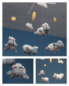 Playing Creatively: counting sheep