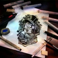 tattoo futurama - Поиск в Google