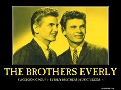 The Everly Brothers ~ Wake Up Little Susie ~ Long Remix Version (+ dafta...