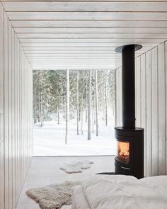 FOUR-CORNERED VILLA by Avanto Architects Ltd kuvio.com / Anders Portman and Martin Sommerschield