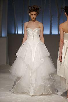 Robes de mariées David Fielden