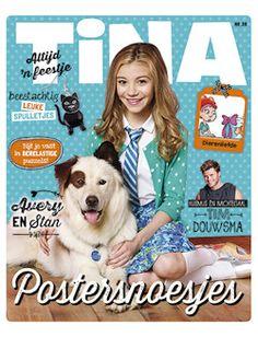 Proefabonnement: 6x Tina € 15,-: Tina is het grootste weekblad voor…