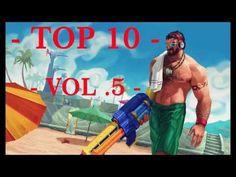 League Of Legends - Top 10 Best Plays - Vol .5