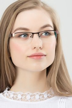 9b025c1e45 Beckett Coffee Metal Eyeglasses from EyeBuyDirect. Exceptional style
