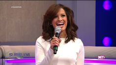 mark Magalog 2 cover girl, Rocsi Diaz chats about mark & her career on 106 and Park!