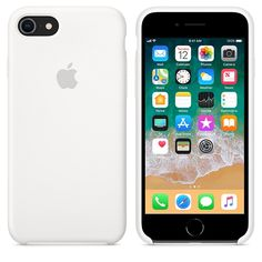 The Black Silicone Case for iPhone 8 Plus and iPhone 7 Plus protects and fits snugly over the curves of your iPhone, without adding bulk. Iphone 7 Plus Funda, Iphone 7 Plus Cases, Iphone Phone Cases, Iphone Ringtone, Iphone Camera, Camera Lens, Apple Iphone 6, Apple Ipad, Phone Cases