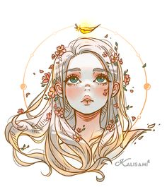 Kalisami is creating  illustrations, tutorials, videos and more creative content ♥! | Patreon