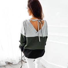 Tie Back Top – Quirky Hippo