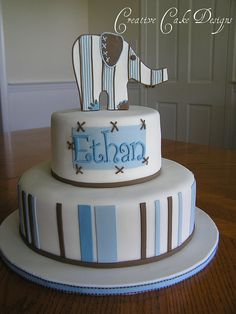 Explore Pottery Barn cake by Creative Cake Designs (Christina), via Flickr