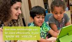 TEC Center | Technology in Early Childhood
