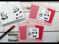 Independent Stampin' Up! Demonstrator JanB shows you how to make super greeting cards and great 3D paper-craft projects.
