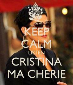 Cristina Cordula :-)
