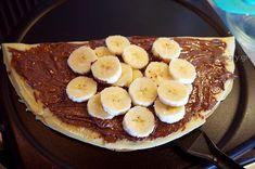 Κρέπες Γαλλικές Αλμυρές & Γλυκές-DIY French Crepes, Savory Crepes, Pancakes, Pose, Breakfast, Sweet, Morning Coffee, Candy, Pancake