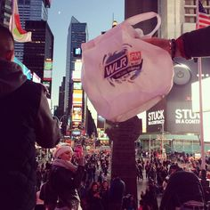 One of the best yet! Keep your #WLRGoesGlobal pics coming  #LifeAtWLR #NewYork #TimesSq #Waterford #IrishAbroad